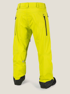 Guide Gore-tex® Pant In Lime, Back View