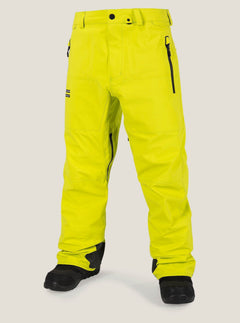 Guide Gore-tex® Pant In Lime, Front View