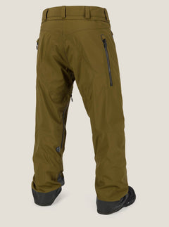 Guide Gore-tex® Pant In Moss, Back View