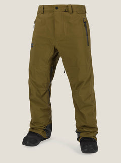 Guide Gore-tex® Pant In Moss, Front View
