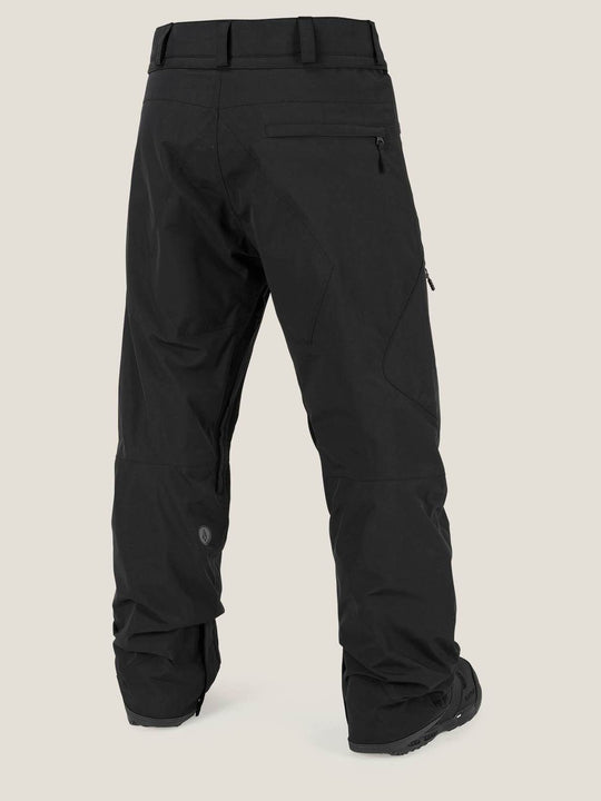 L Gore-tex® Pant In Black, Back View