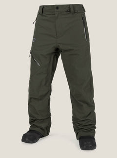 L Gore-tex® Pant In Snow Military, Front View
