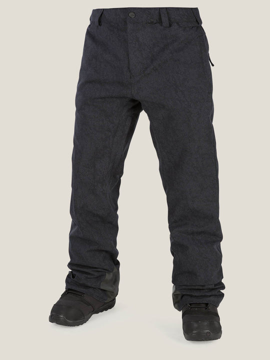 Pat Moore Pant In Black, Front View