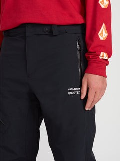 Mens L GORE-TEX Pants - Black