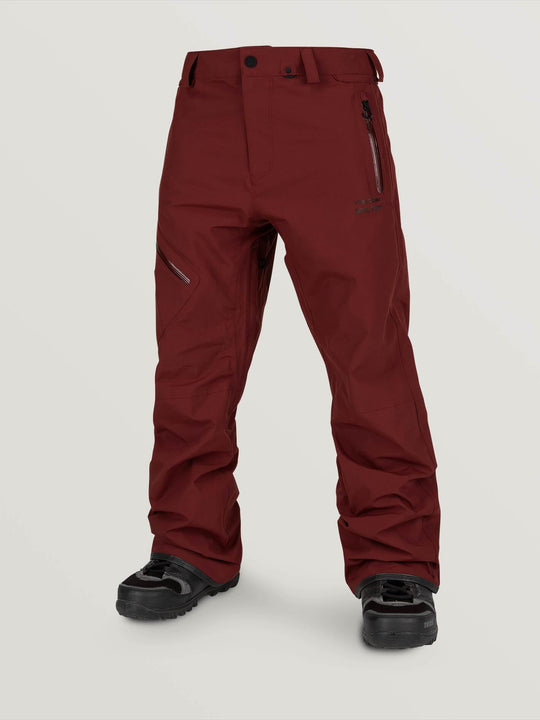 L Gore-Tex Pant - Burnt Red