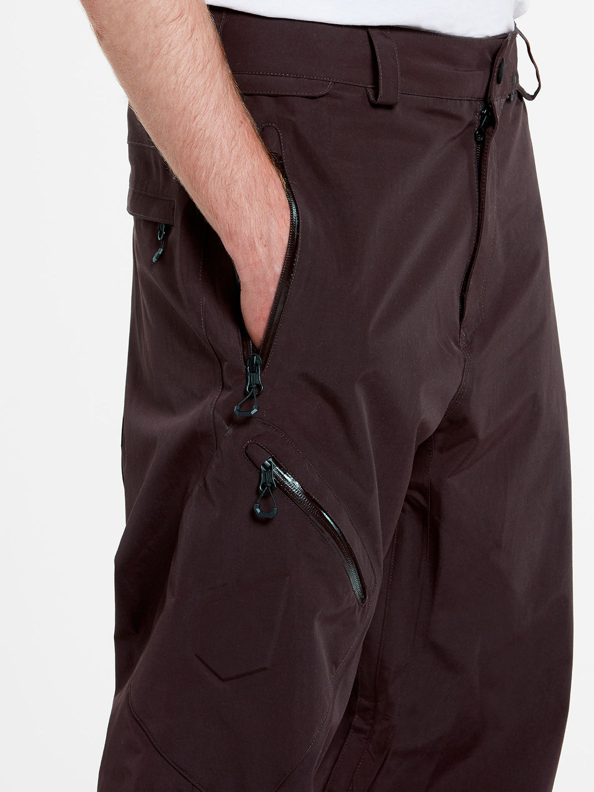L GORE-TEX PANT - RED (G1351904_RED) [01]