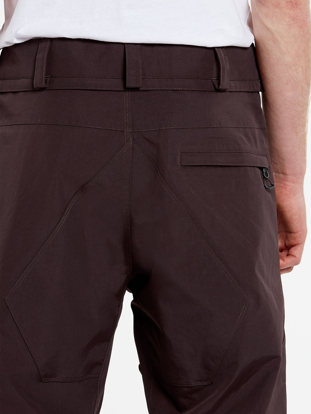 L GORE-TEX PANT - RED (G1351904_RED) [02]