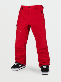 L GORE-TEX PANT - RED (G1351904_RED) [F]