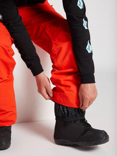 MENS CARBON PANTS - BLACK