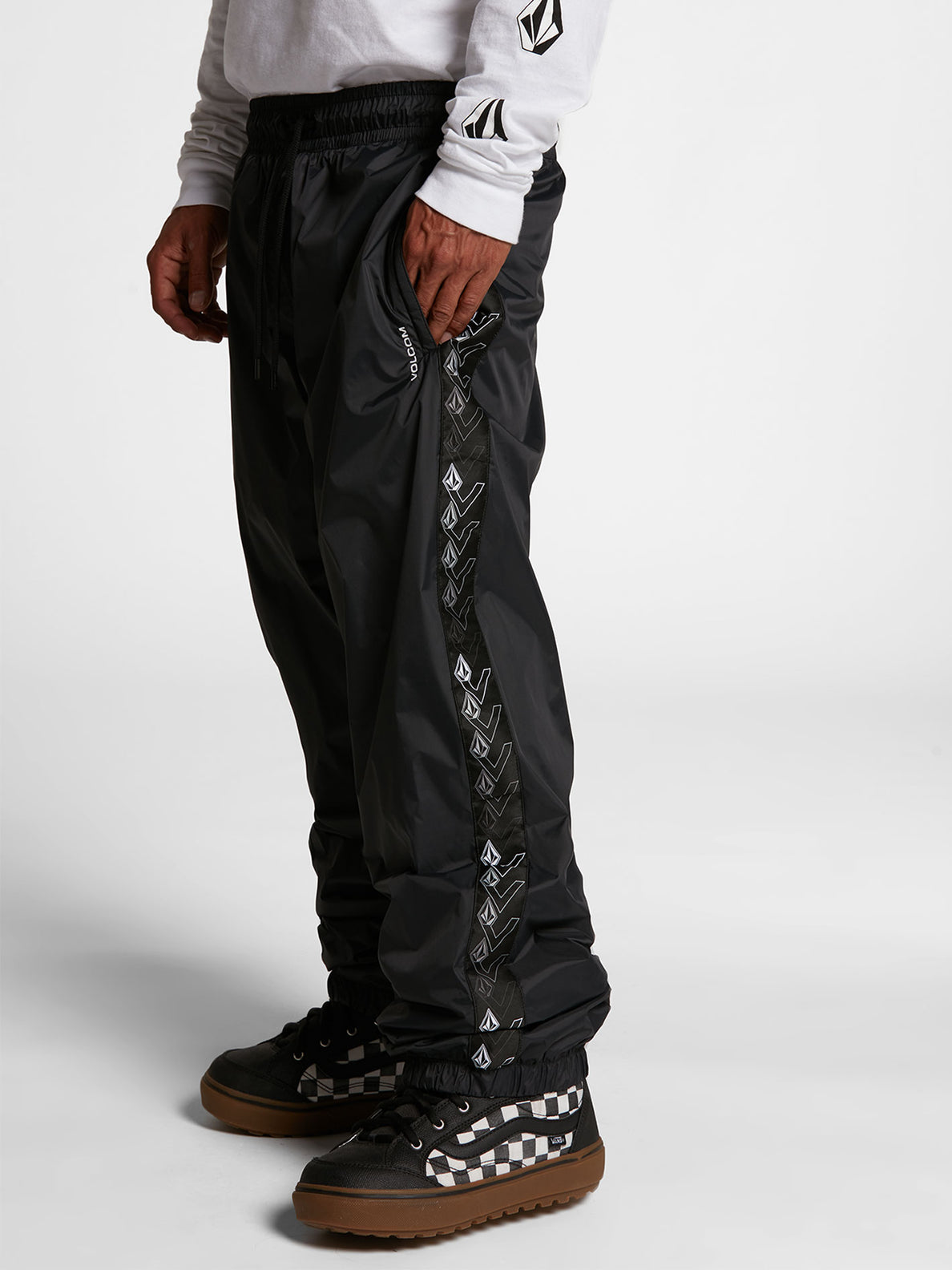 SLASHLAPPER PANT - BLACK (G1352110_BLK) [01]