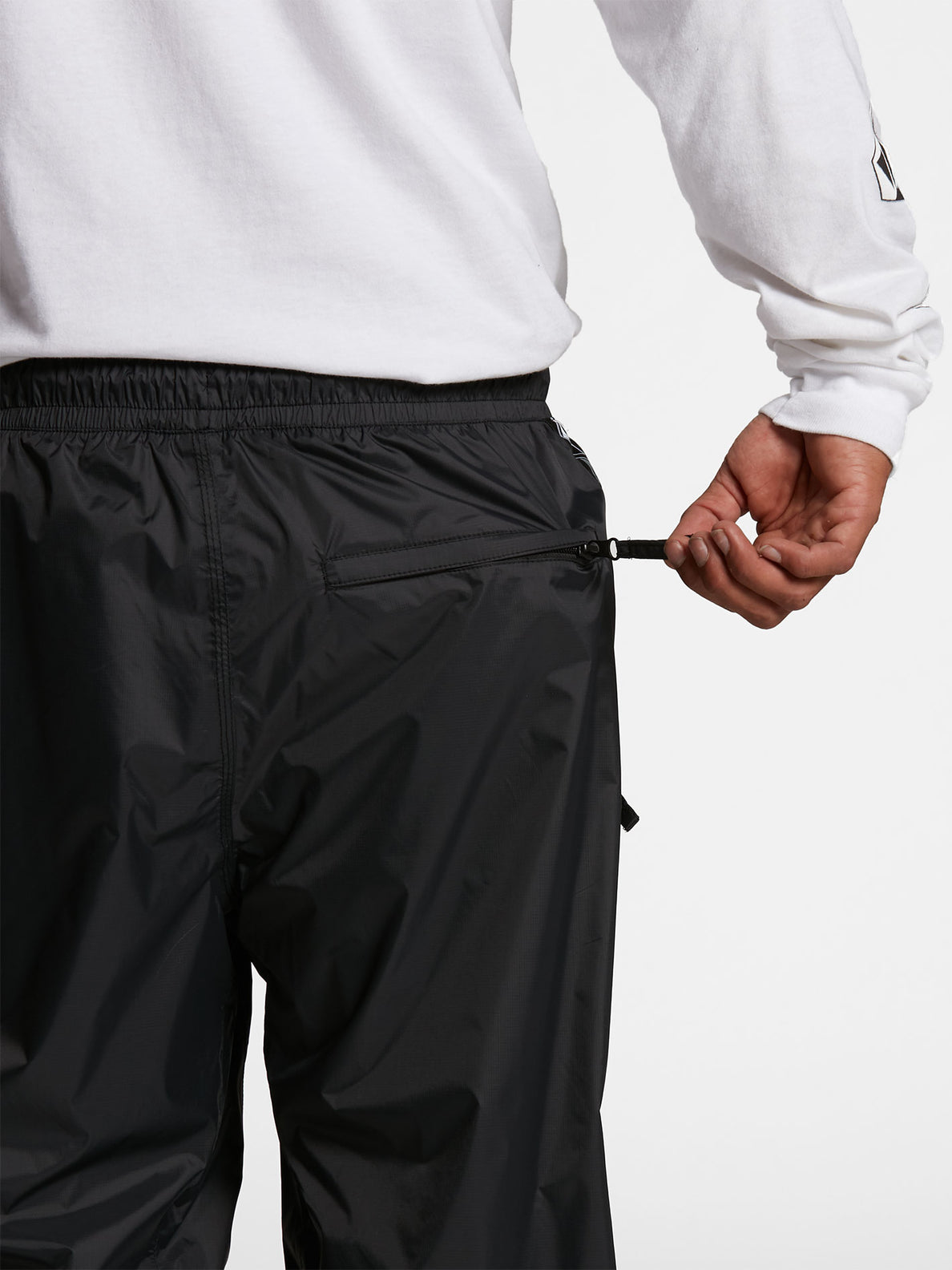 SLASHLAPPER PANT - BLACK (G1352110_BLK) [05]