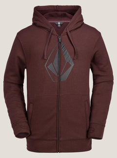 JLA Stone Zip Fleece