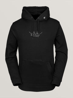 JLA P/OVER FLEECE (G2452002_BLK) [F]