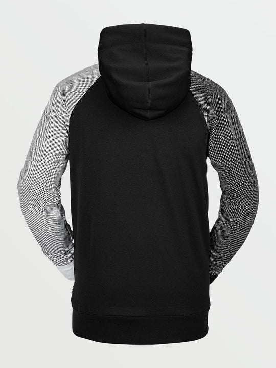 HYDRO RIDING HOODIE - BLACK CHECK (G4152101_BKC) [B]