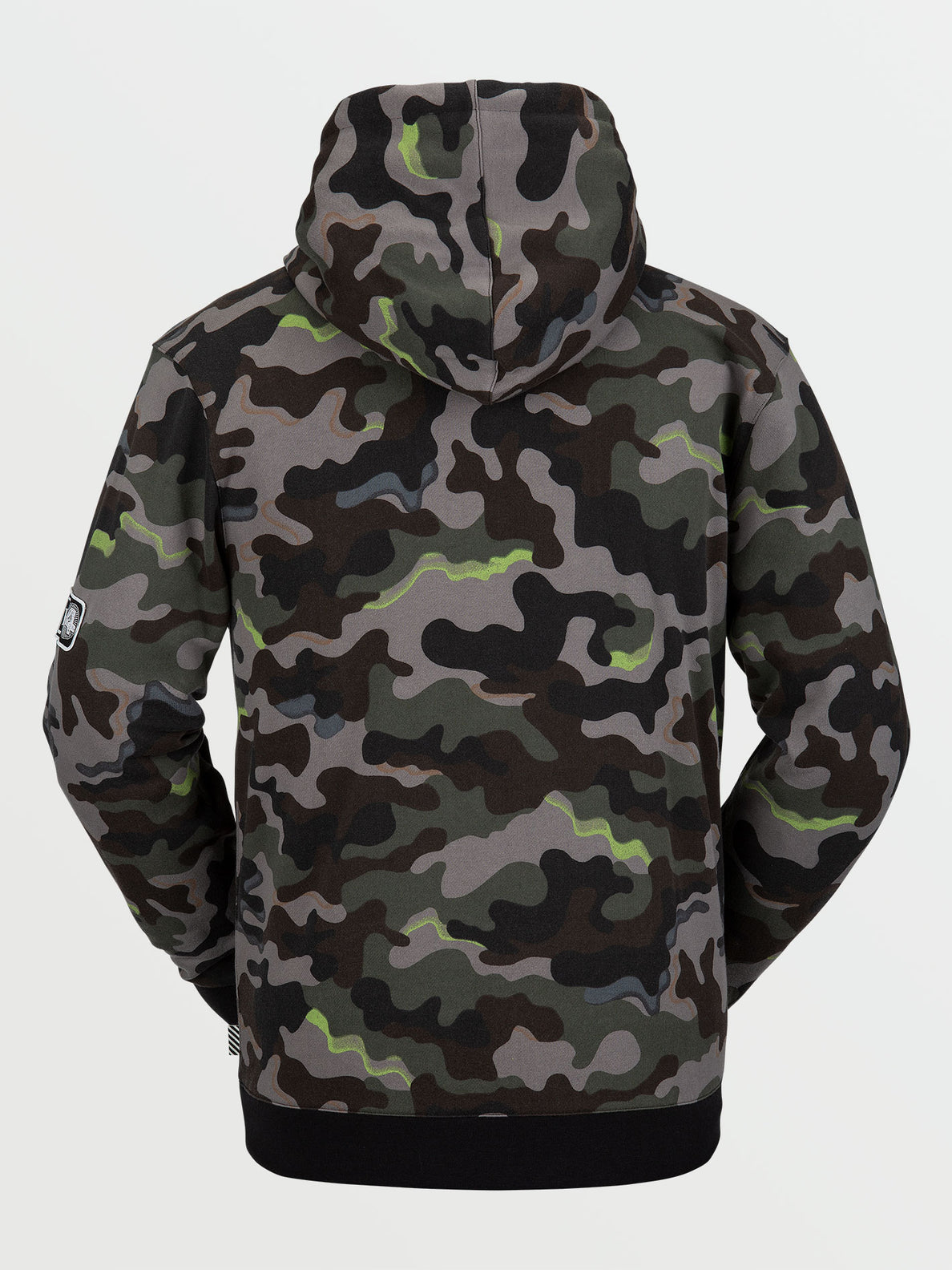JLA P/OVER FLEECE - ARMY (G4152103_ARM) [B]