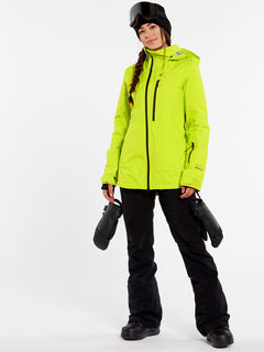 Womens Nya TDS Gore-Tex Jacket - Lime (H0452100_LIM) [100]