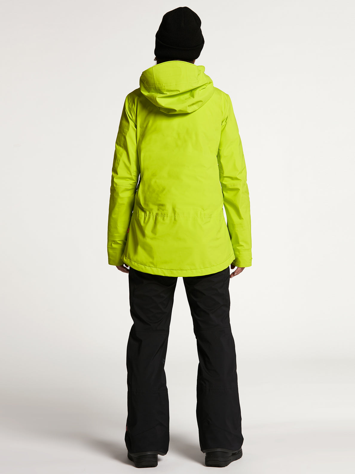 Womens Nya TDS Gore-Tex Jacket - Lime (H0452100_LIM) [2]