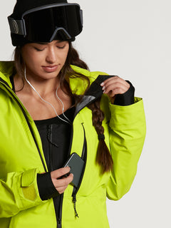 Womens Nya TDS Gore-Tex Jacket - Lime (H0452100_LIM) [4]