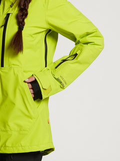 Womens Nya TDS Gore-Tex Jacket - Lime (H0452100_LIM) [8]