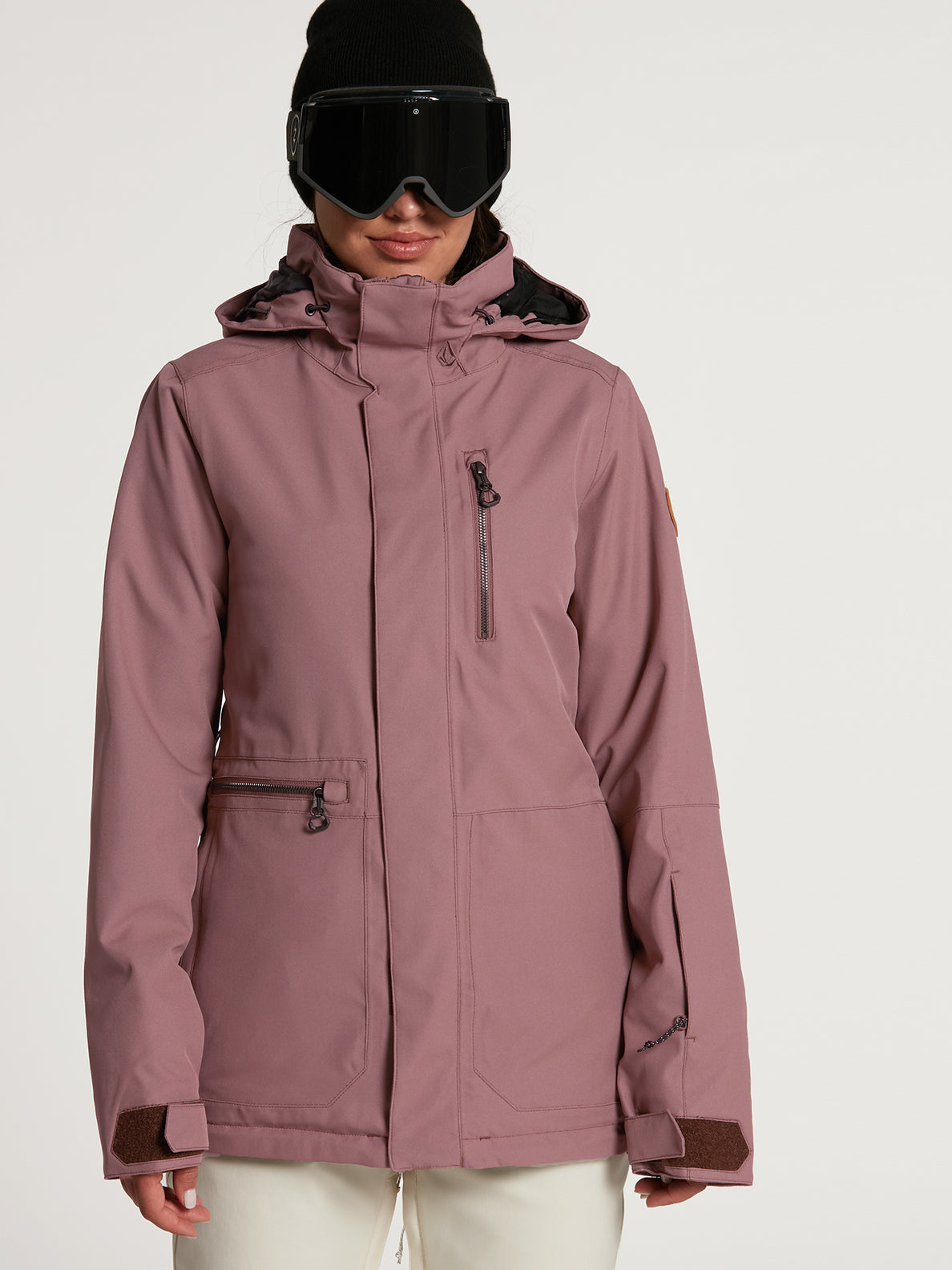 SHELTER 3D STRETCH JACKET - ROSE WOOD (H0452109_ROS) [21]