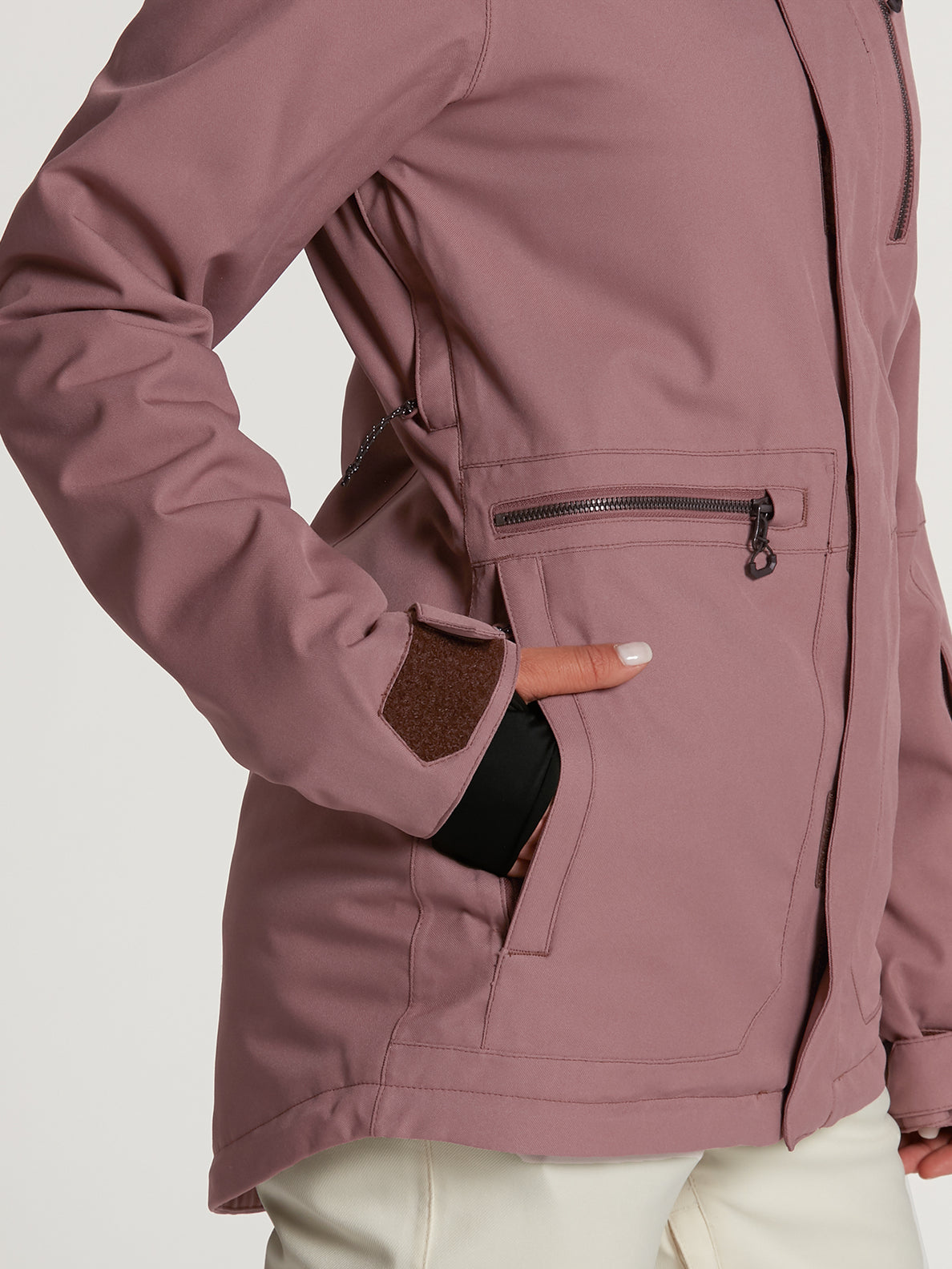 SHELTER 3D STRETCH JACKET - ROSE WOOD (H0452109_ROS) [22]