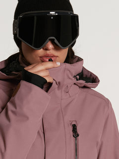 SHELTER 3D STRETCH JACKET - ROSE WOOD (H0452109_ROS) [23]