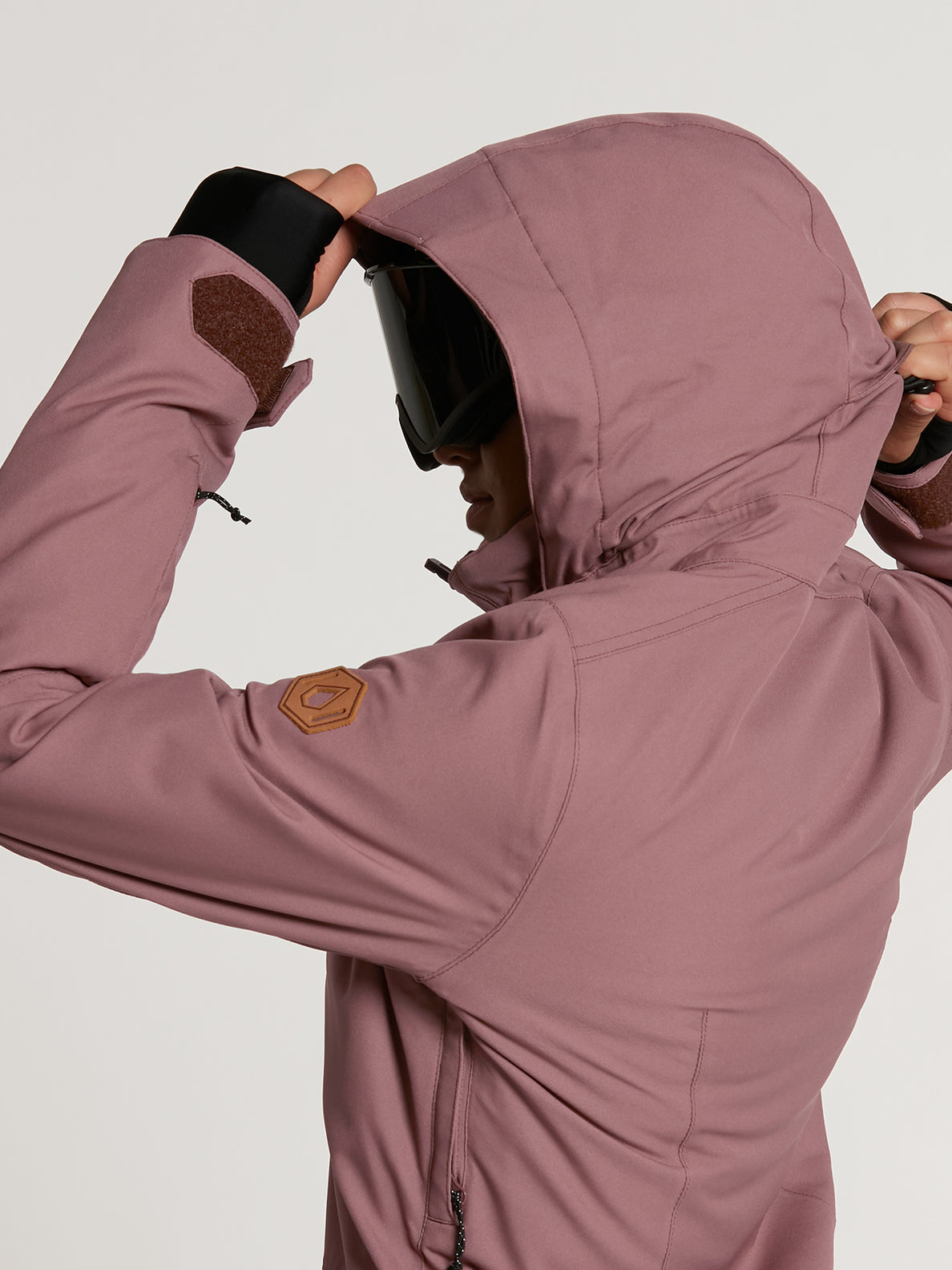 SHELTER 3D STRETCH JACKET - ROSE WOOD (H0452109_ROS) [24]