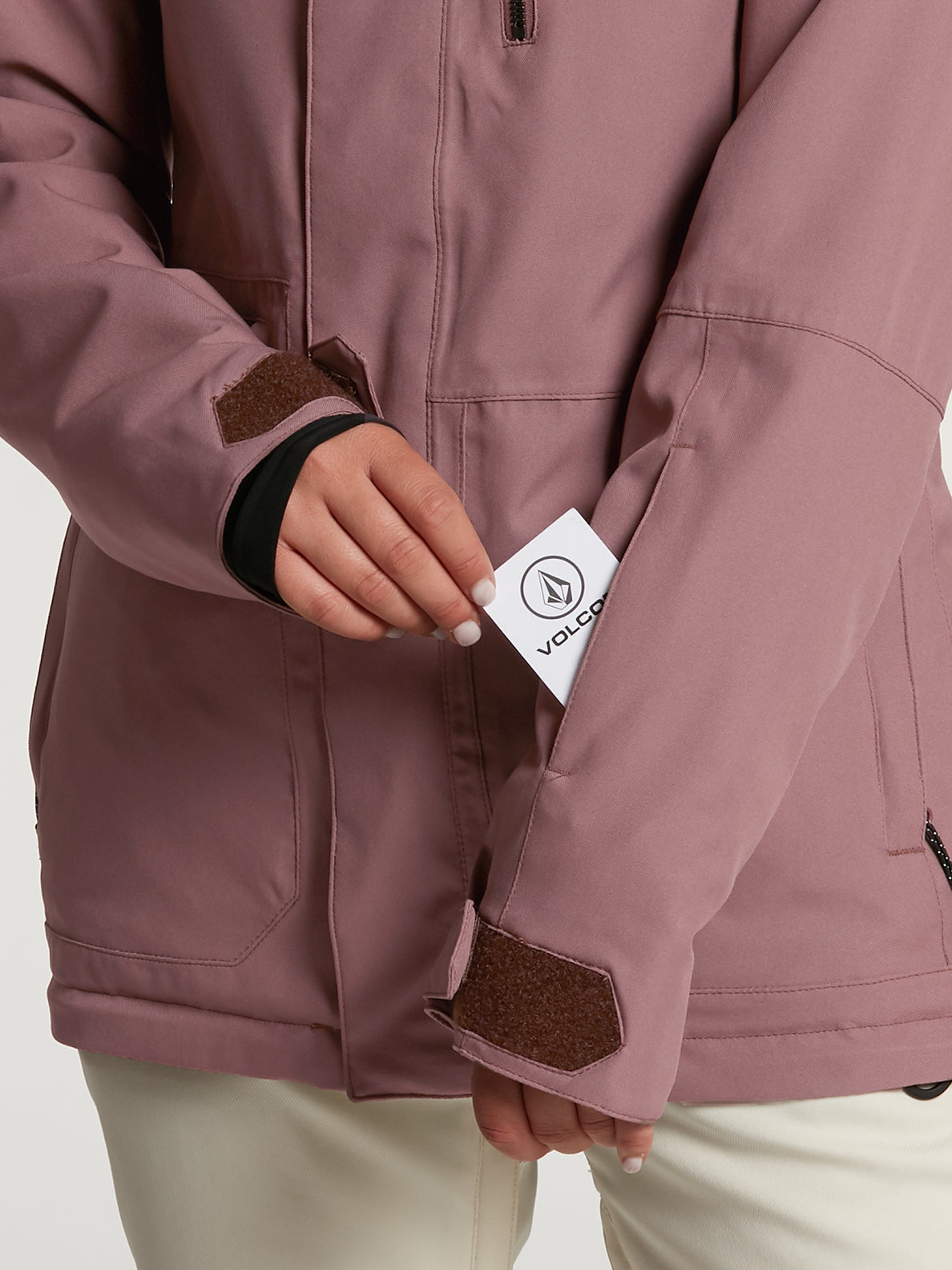 SHELTER 3D STRETCH JACKET - ROSE WOOD (H0452109_ROS) [25]