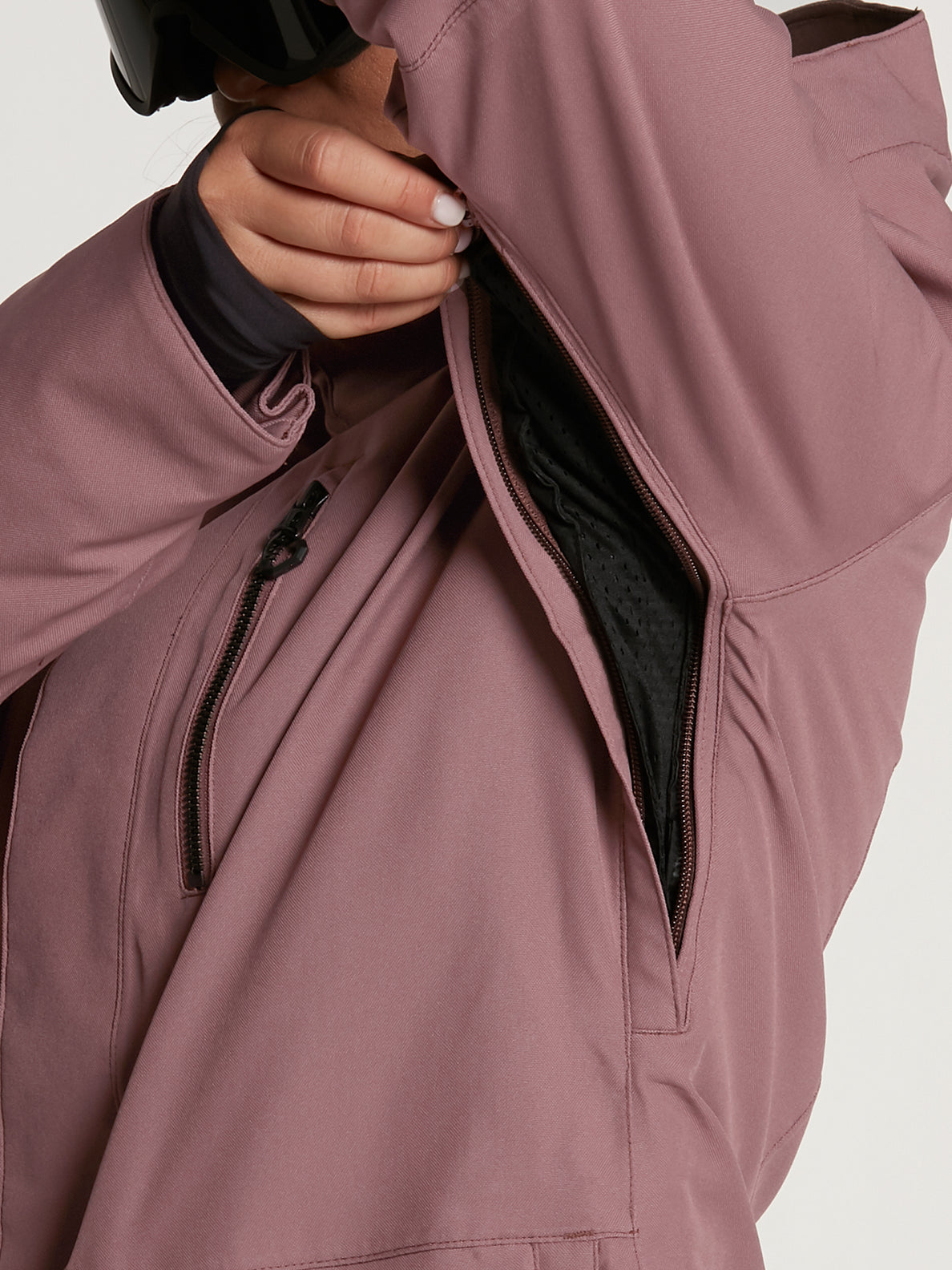 SHELTER 3D STRETCH JACKET - ROSE WOOD (H0452109_ROS) [27]