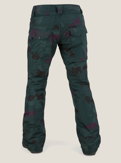 Knox Insulated Gore-tex® Pant In Dark Camo, Back View