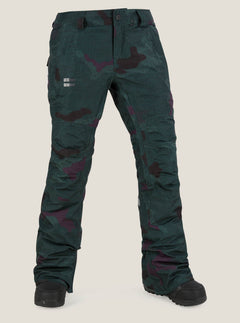 Knox Insulated Gore-tex® Pant In Dark Camo, Front View