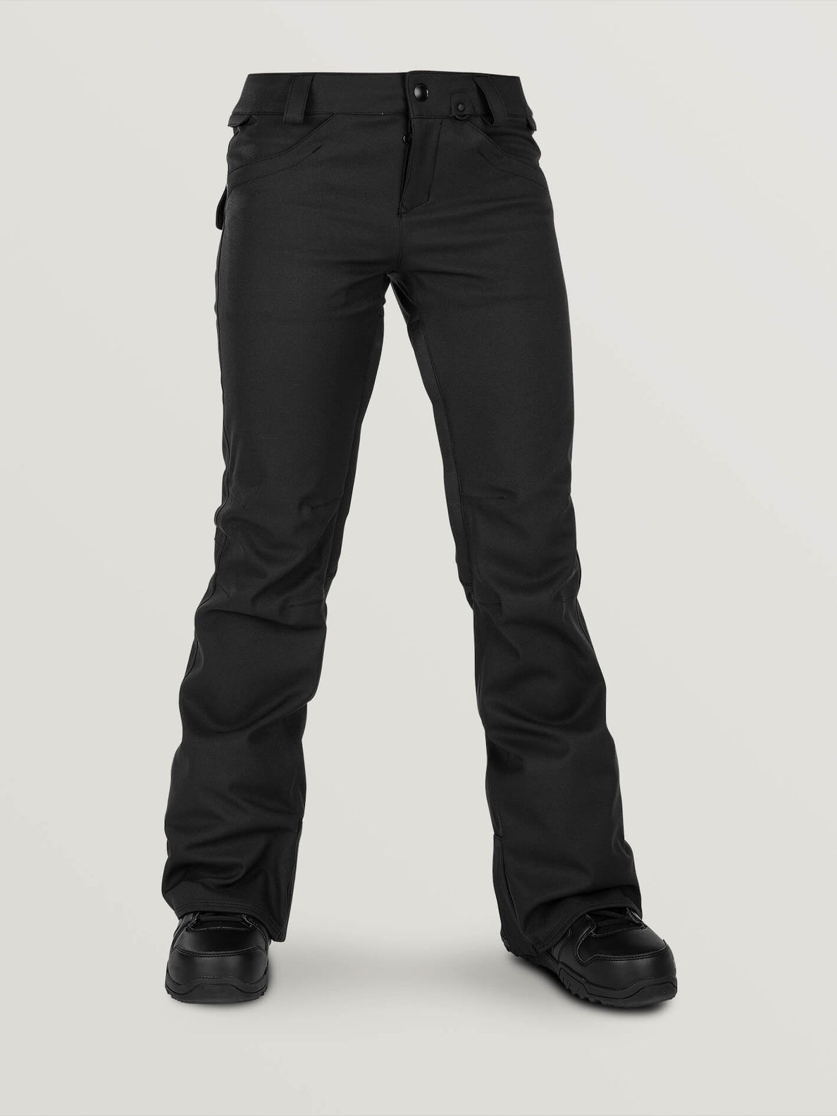 WOMENS SPECIES STRETCH PANTS - BLACK (H1351905_BLK) [F]