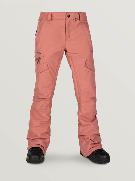 WOMENS ASTON GORE-TEX PANTS - MAUVE