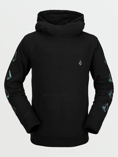 HOTLAPPER FLEECE - BLACK (I4152100_BLK) [F]