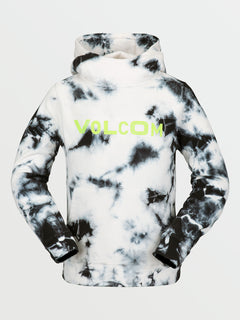 HOTLAPPER FLEECE - WHITE (I4152100_WHT) [F]