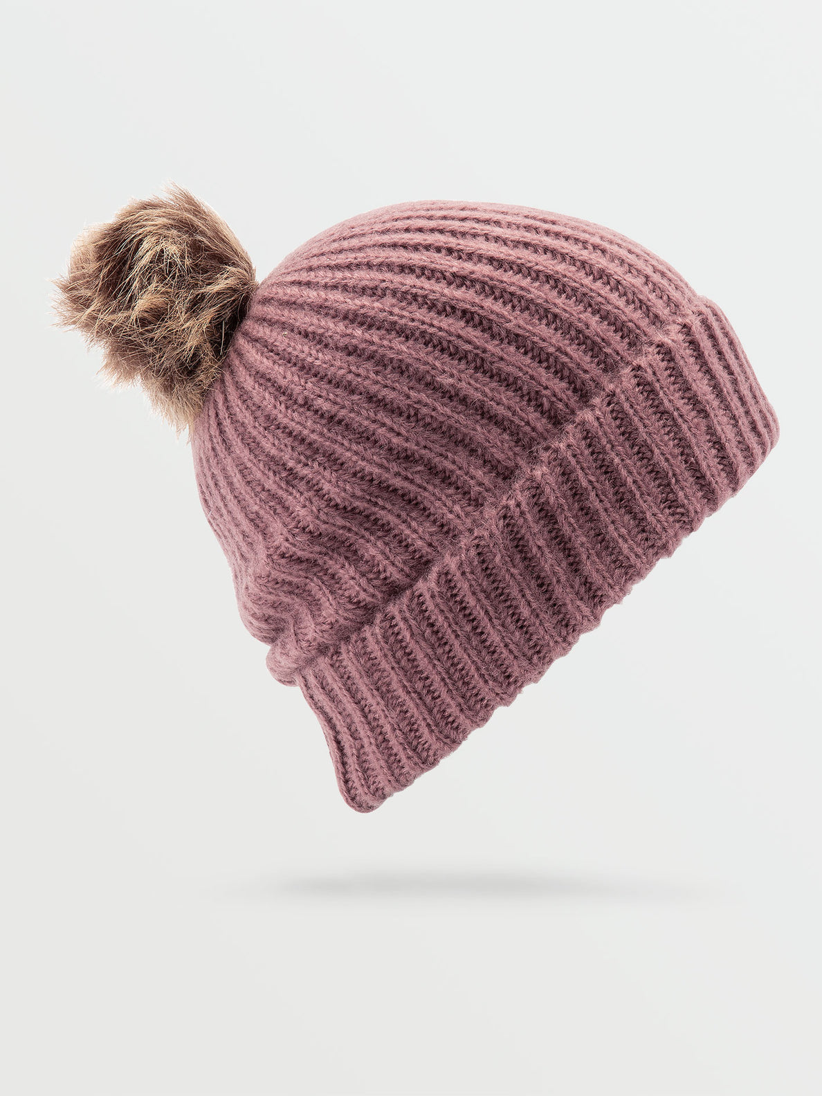 LULA BEANIE - ROSE WOOD (K5852100_ROS) [B]