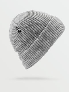 POLAR LINED BEANIE - HEATHER GREY (K5852102_HGR) [B]