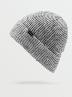 POLAR LINED BEANIE - HEATHER GREY (K5852102_HGR) [F]