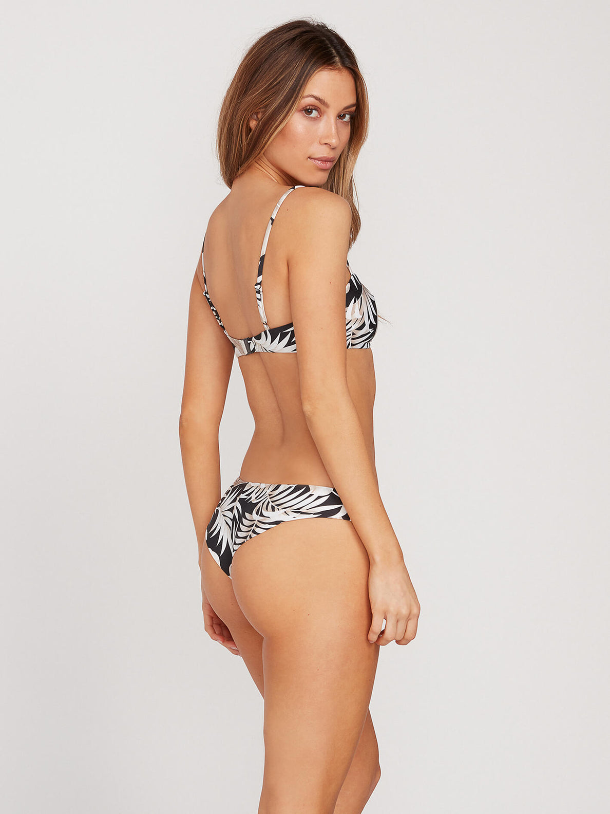 LIP PALM CHEEKINI (O2112005_BLK) [B]