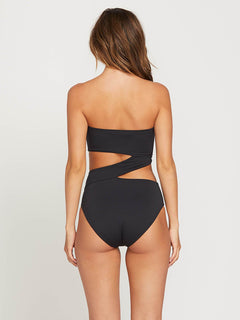 Simply Seamless One Piece - Black