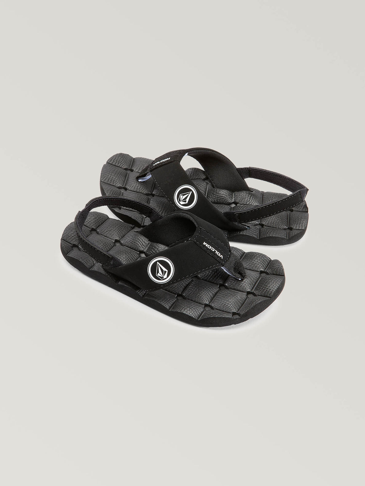 Little Boys Recliner Sandals (U0811520_BWH) [F]