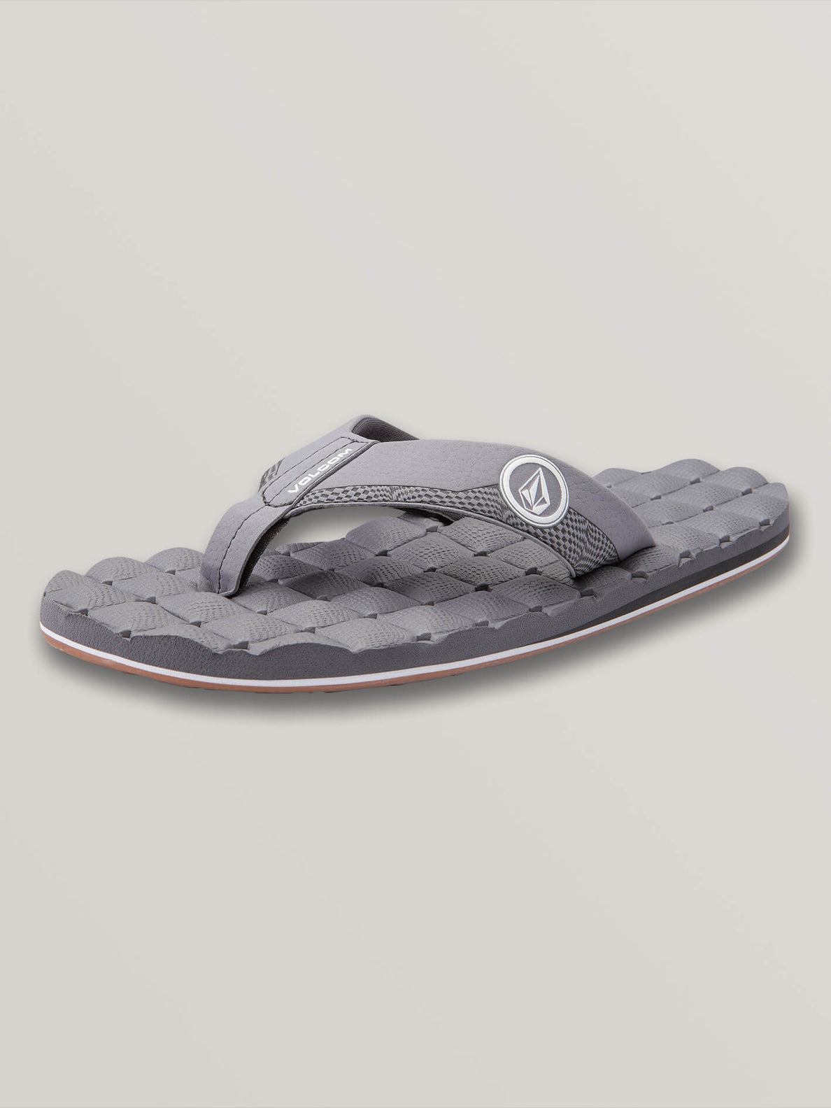 Recliner Sandals - Light Grey (V0811520_LGR) [B]