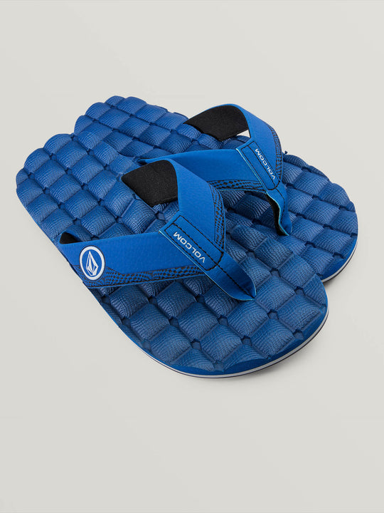 Recliner Sandals - Royal