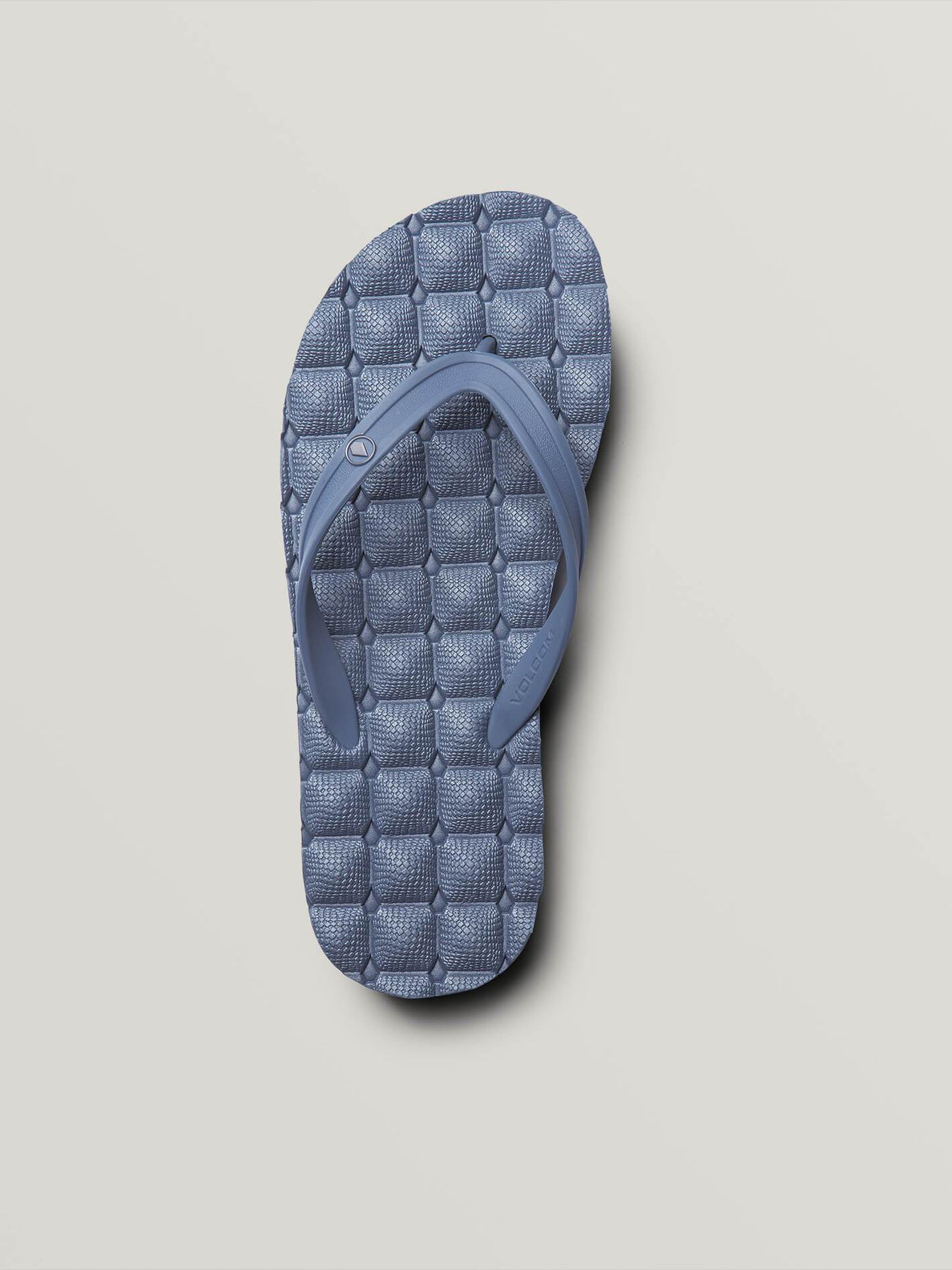 Recliner Rubber 2 Sandals In Slate Blue, Alternate View