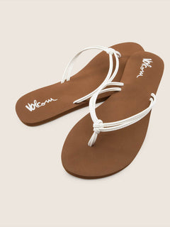 Forever And Ever Sandals - White