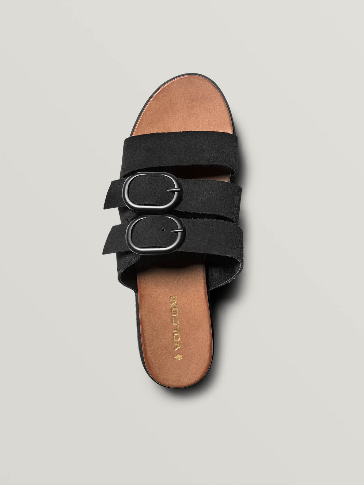 Buckle Up Buttercup Sandal (W0811905_BLK) [1]