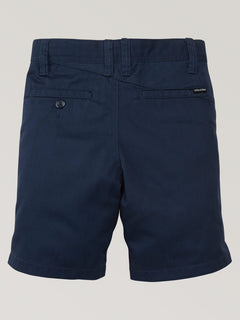 Little Boys Frickin Chino Shorts - Service Blue