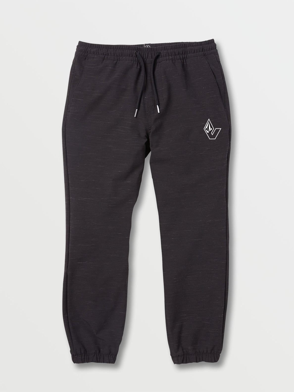 Little Boys Misunderstoned Surf N' Turf Jogger - Black (Y1232030_BLK) [F]