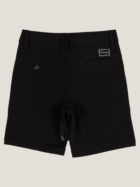 Little Boys Surf N' Turf Frickin Static Hybrid Shorts