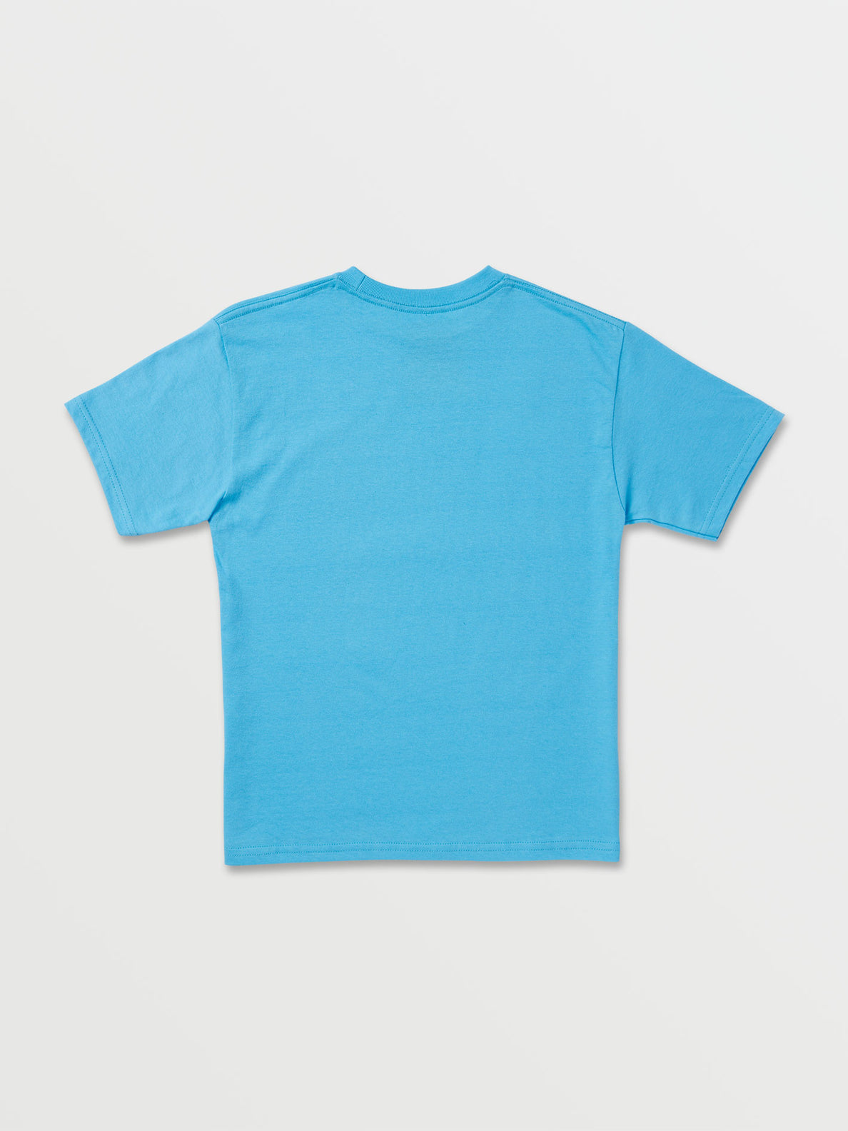 Little Boys Crisp Stone Short Sleeve Tee - Aqua (Y3511800_AQU) [B]